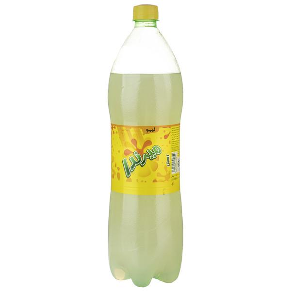 نوشابه گاز دار با طعم لیمو میرندا - 1.5 لیتر