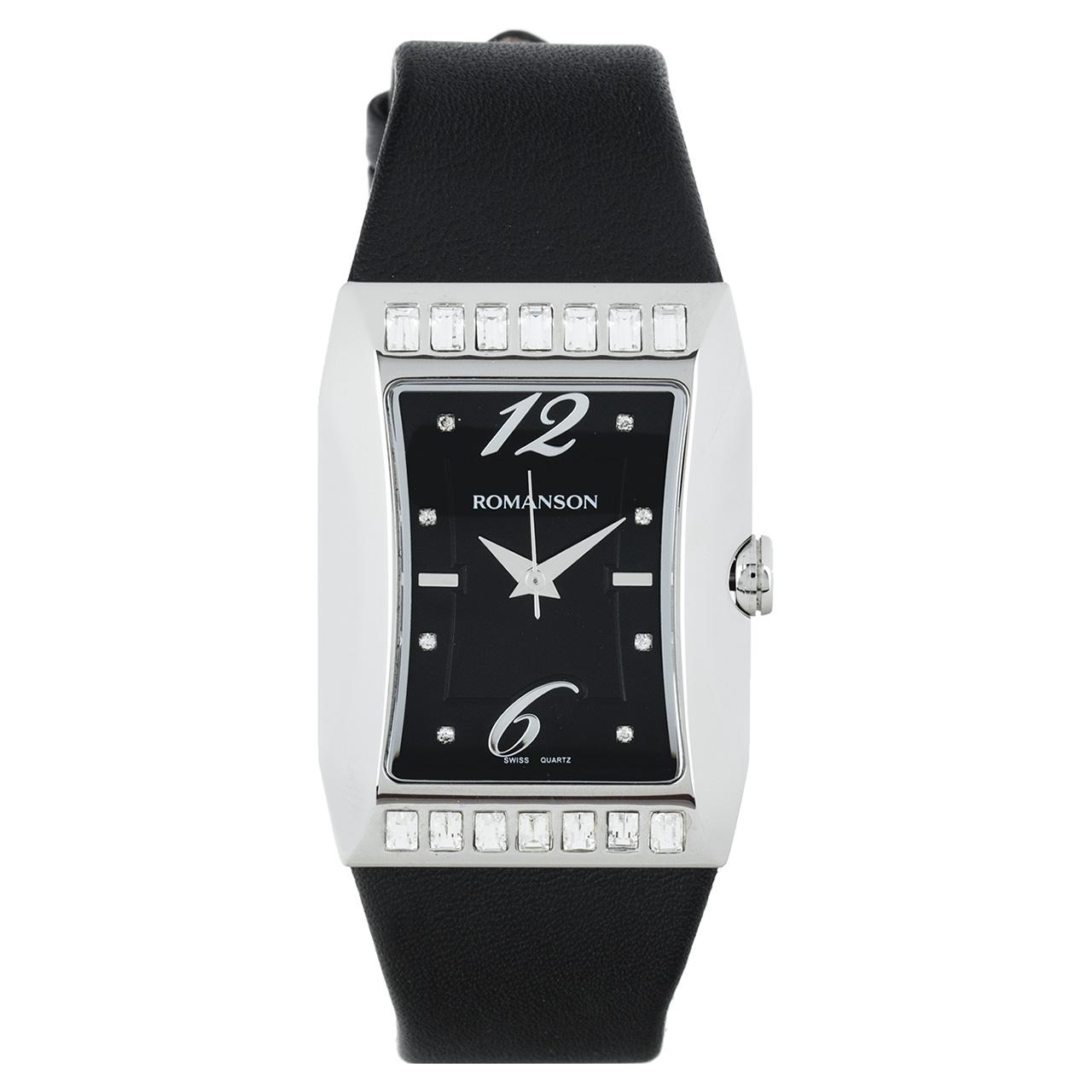ساعت مچی عقربه ای زنانه رومانسون مدل RL0358TL1WA32W