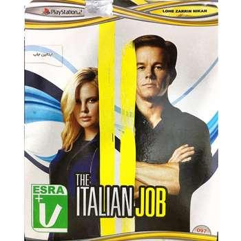 بازی THE ITALIAN JOB مخصوص پلی استیشن 2