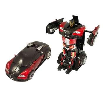 ماشین بازی ترنسفورمر مدل بوگاتی