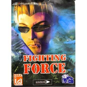 بازی GIGHTING FORCE مخصوص پلی استیشن 2