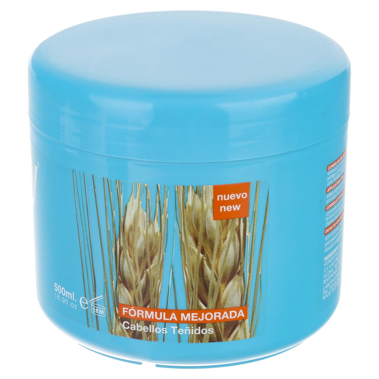 ماسک مو نلی مدل Wheat Protein حجم 500 میلی لیتر
