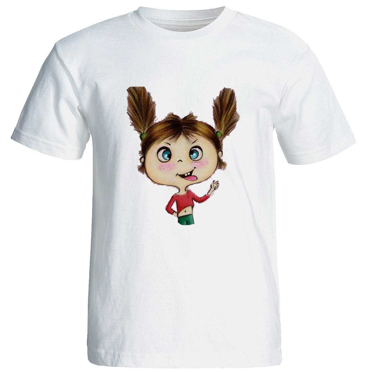 خرید تی شرت زنانه کوردو مدل 8583.