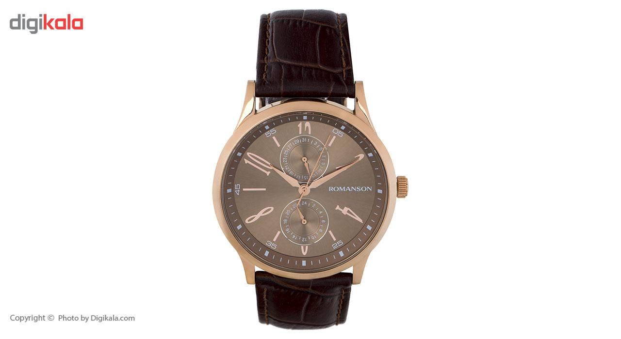 خرید ساعت مچی عقربه ای مردانه رومانسون مدل TL2648BM1RAB6R
