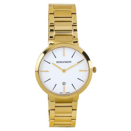 ساعت مچی عقربه ای مردانه رومانسون مدل TM6A08MMGGA1R2