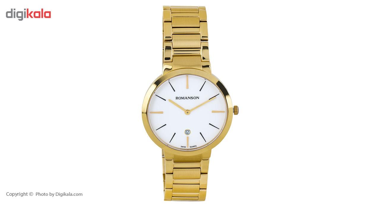 خرید ساعت مچی عقربه ای مردانه رومانسون مدل TM6A08MMGGA1R2