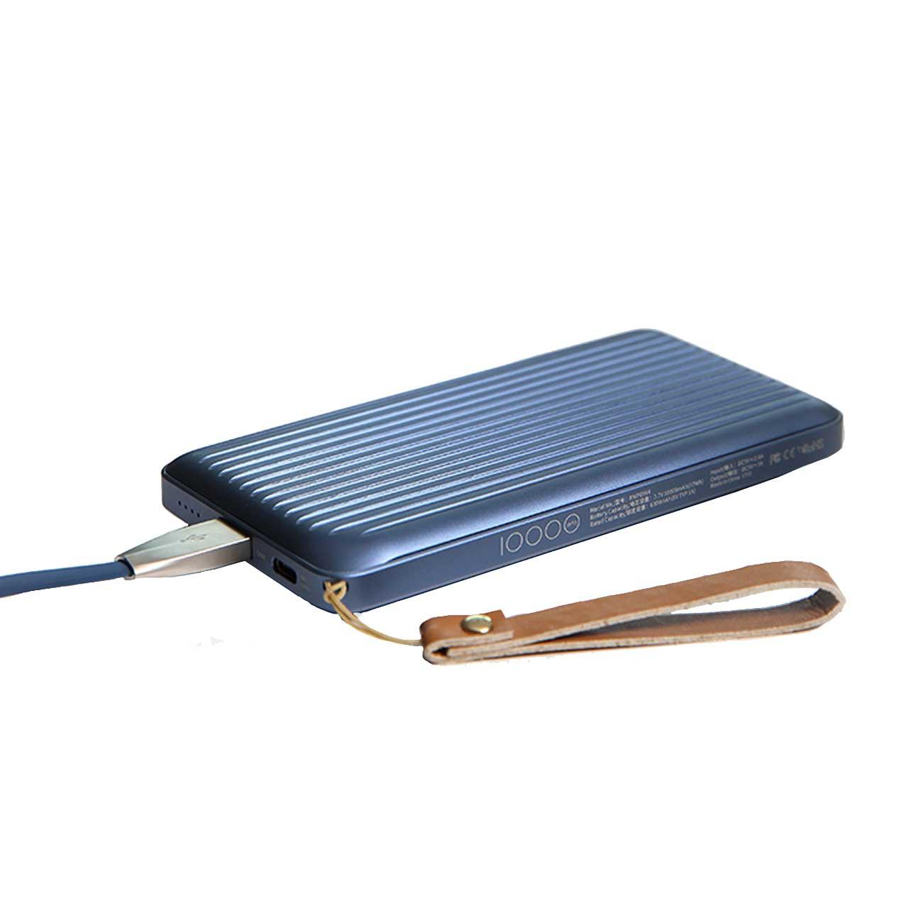 قیمت شارژر همراه راک اسپیس مدل Evo ظرفیت 10000 میلی آمپر ساعت
