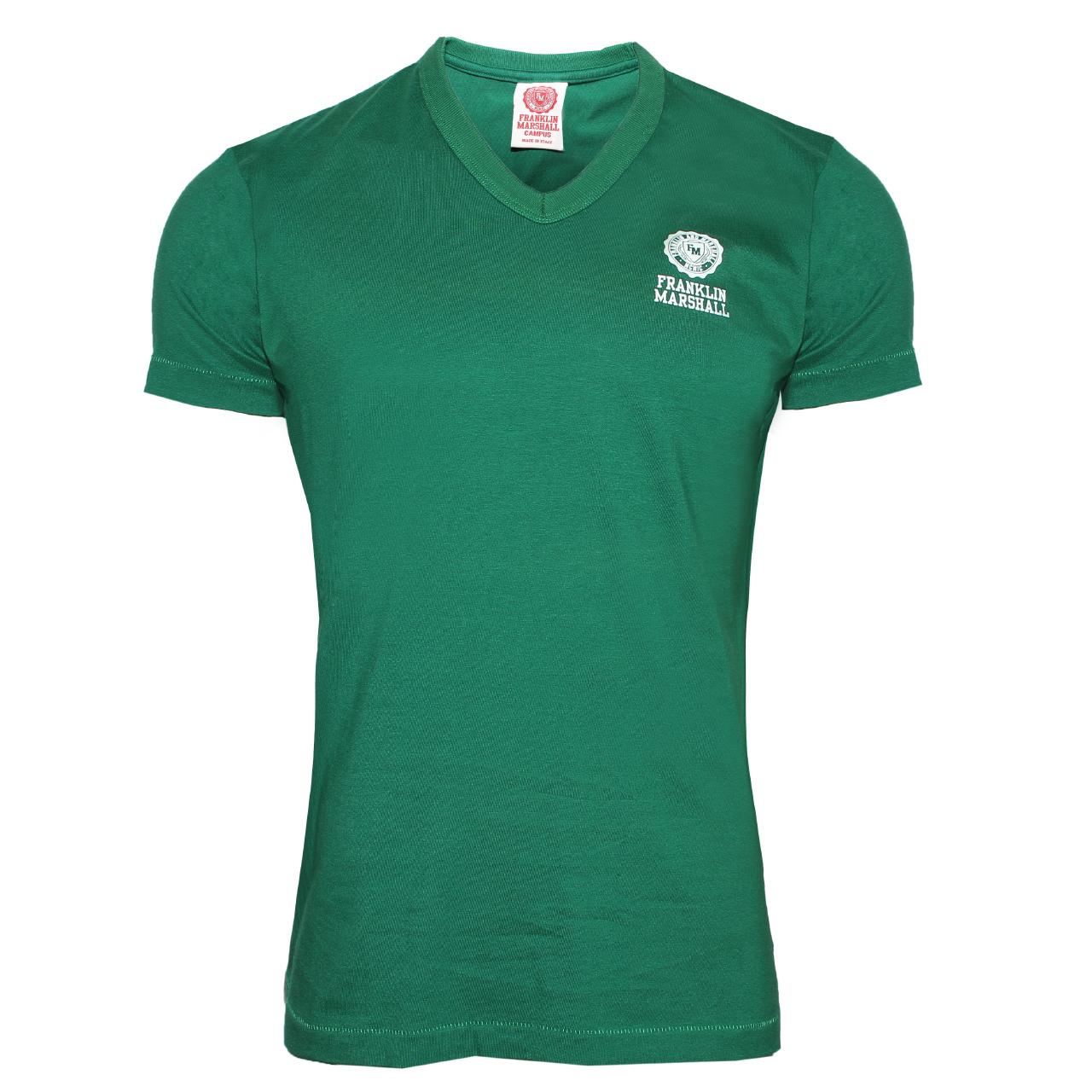 تی شرت مردانه فرانکلین مارشال مدل Jersey کد 074G