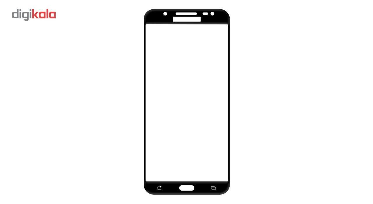 محافظ صفحه نمایش شیشه ای کینگ کونگ مدل Hyper Fullcover مناسب برای سامسونگ گلکسی J7 2016 /J710 main 1 5