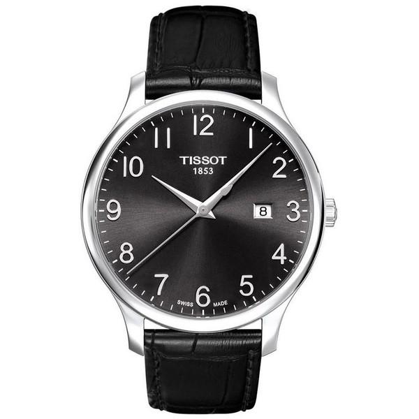 ساعت مچی عقربه ای مردانه تیسوت مدل Tradition T063.610.16.052.00