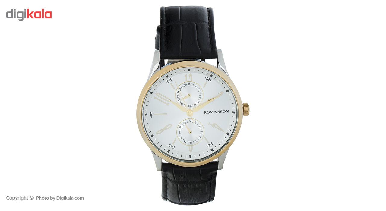 خرید ساعت مچی عقربه ای مردانه رومانسون مدل TL2648BM1CAS1G
