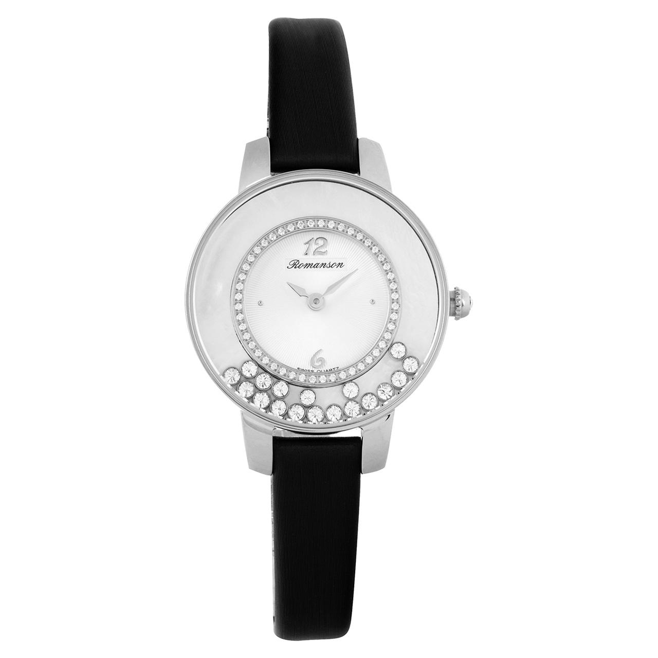 ساعت مچی عقربه ای زنانه رومانسون مدل RL7A30QLYW1AR1 38