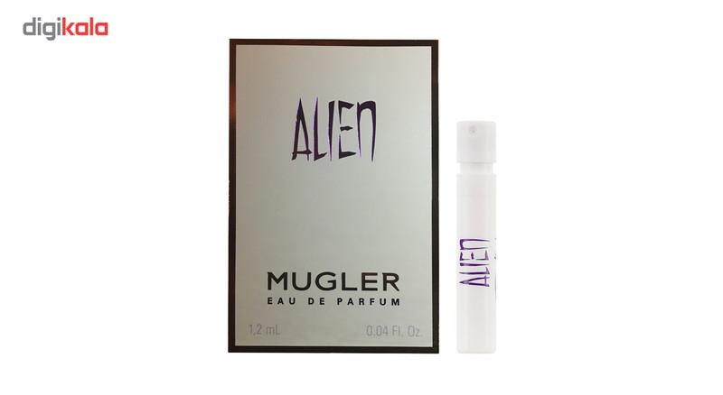 تستر ادو پرفیوم زنانه تیری ماگلر مدل Alien حجم 1.2 میلی لیتر