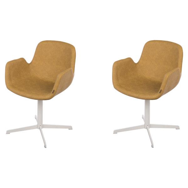 ست صندلی ایتال فوم مدل Fox دو نفره