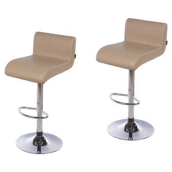 ست صندلی بار ایتال فوم مدل Barista دو نفره