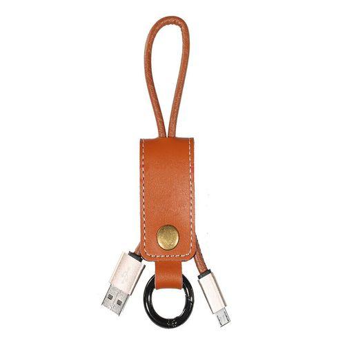 کابل تبدیل USB به لایتینگ اپل اسمارت مدل A120 طول 22 سانتی متر