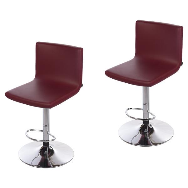 ست صندلی بار ایتال فوم مدل LG دو نفره