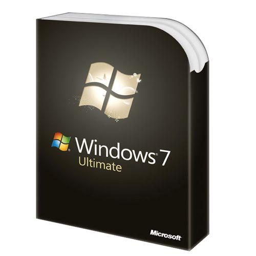 مایکروسافت ویندوز 7 نسخه Ultimate 64-bit - life time  - لایسنس OEM بهمراه آفیس پرفشنال پلاس 2010