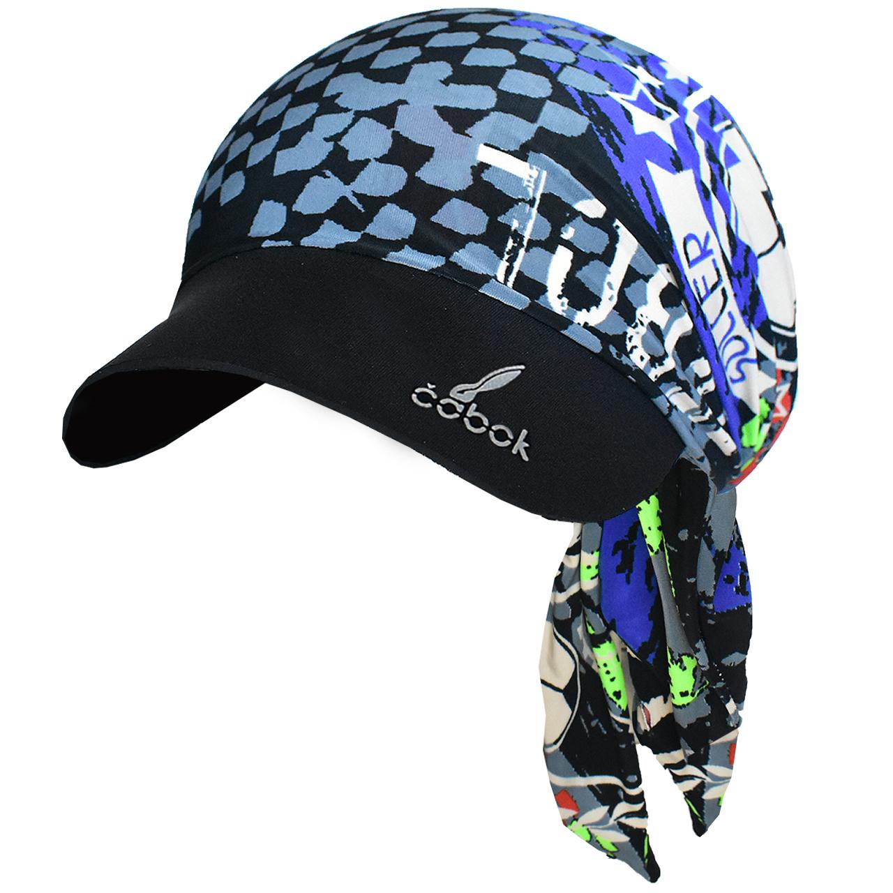 هدبند ورزشی چابوک مدل Speed Cap کد 2018X
