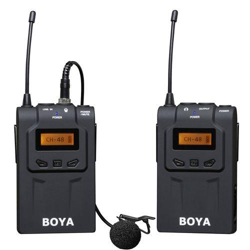 میکروفون بویا مدل boya by-wm6