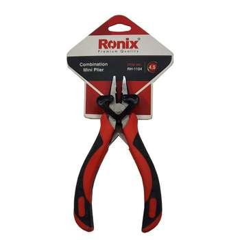 انبر دست رونیکس مدل RH-1104C سایز 4.5 اینچ