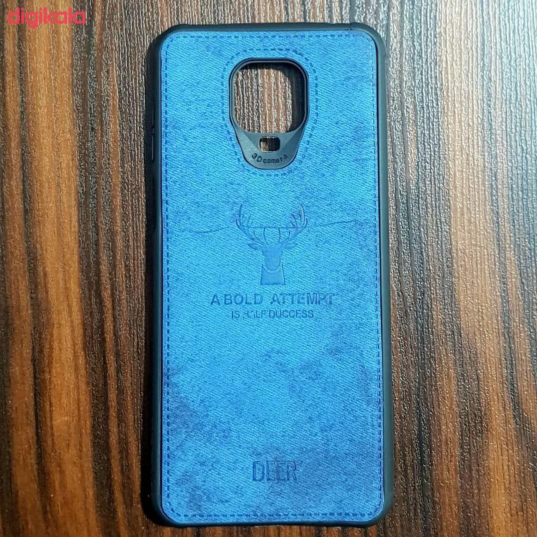 کاور مدل na10022 مناسب برای گوشی موبایل شیائومی Mi Note 9pro/9s main 1 2