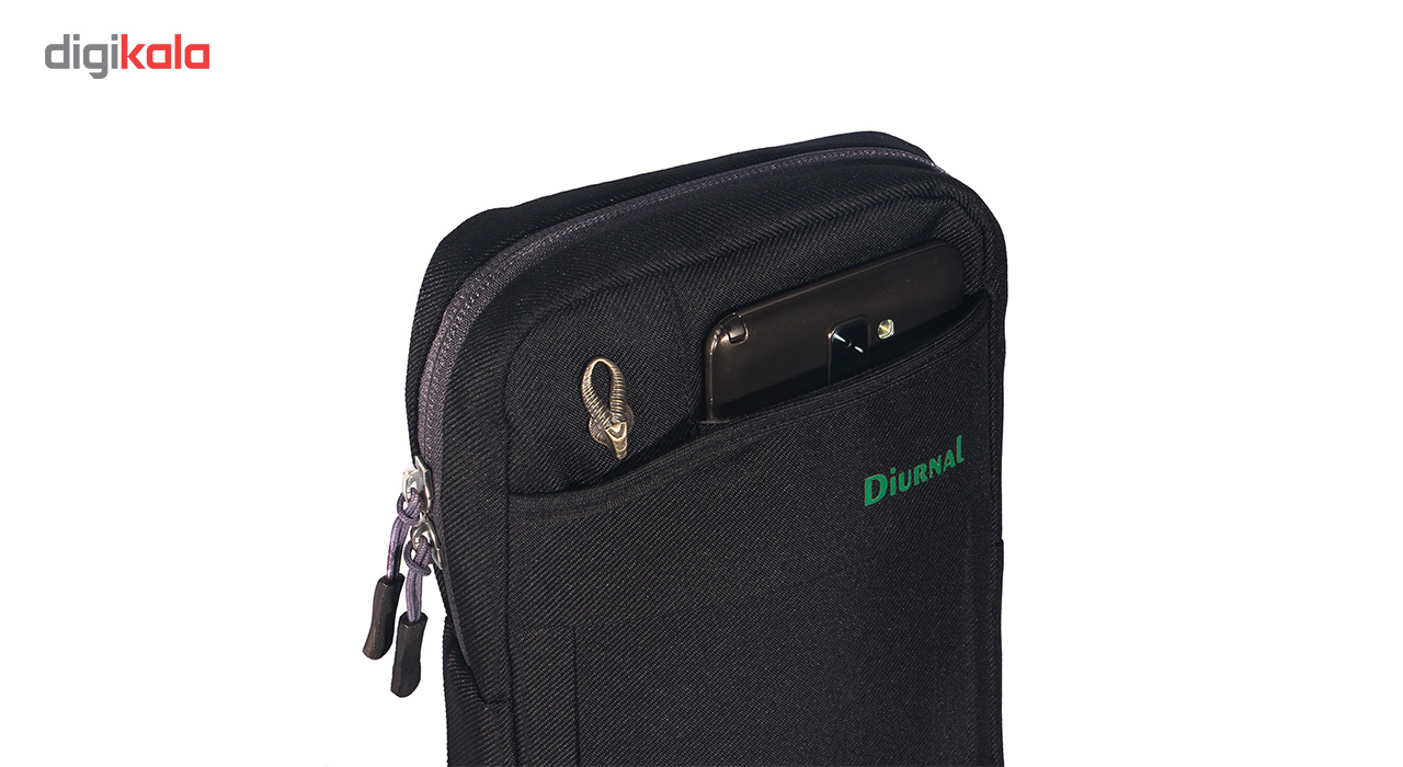 کیف دوشی اُنیسه مدل Diurnal Shoulder Bag Medium