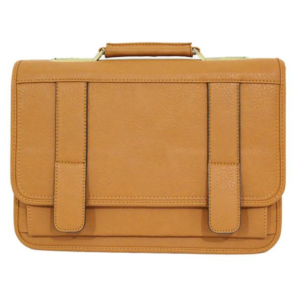کیف اداری مردانه چرم بلوط مدل em017