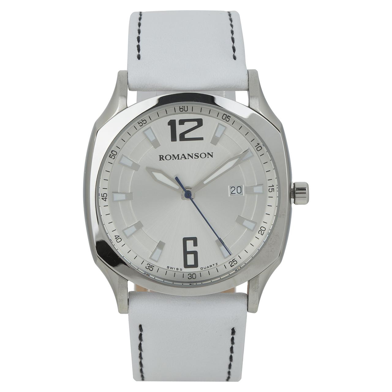 ساعت  رومانسون مدل TL1271MM1WAS2W