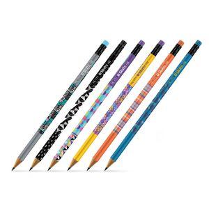 مداد مشکی استورم مدل  Stay Inspired کد HL-806 بسته 6 عددی