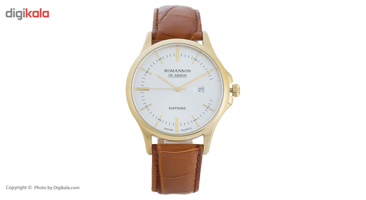 خرید ساعت مچی عقربه ای مردانه رومانسون مدل CB5A10MMNGA1R2