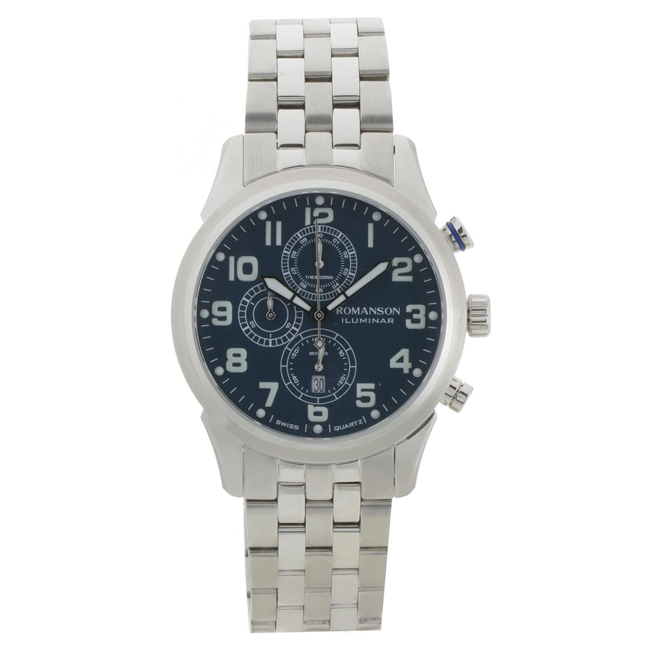 ساعت مچی عقربه ای مردانه رومانسون مدل AM6A14HMWWA4R5 54