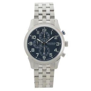 ساعت مچی عقربه ای مردانه رومانسون مدل AM6A14HMWWA4R5