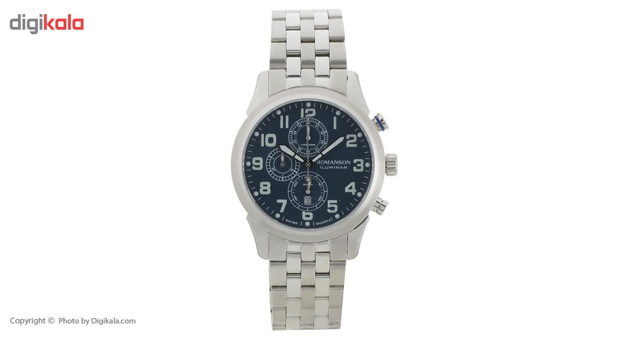 خرید ساعت مچی عقربه ای مردانه رومانسون مدل AM6A14HMWWA4R5