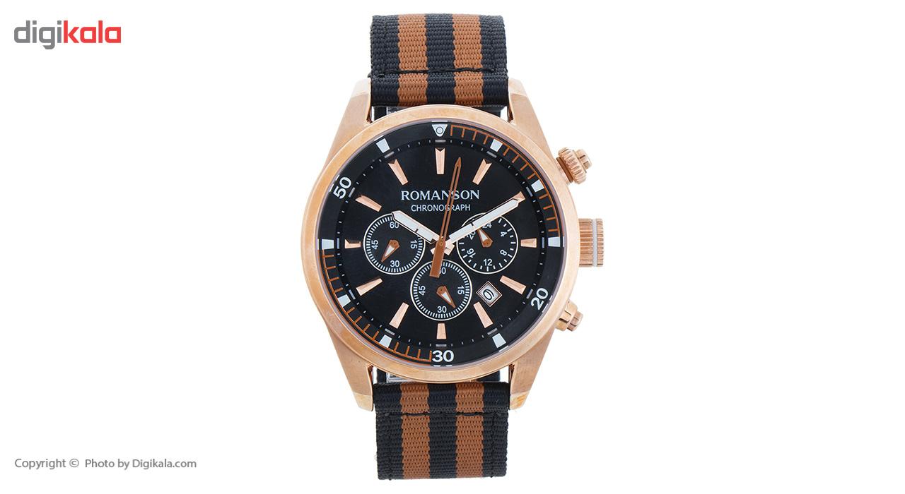 ساعت مچی عقربه ای مردانه رومانسون مدل TL4246HM1RA36R