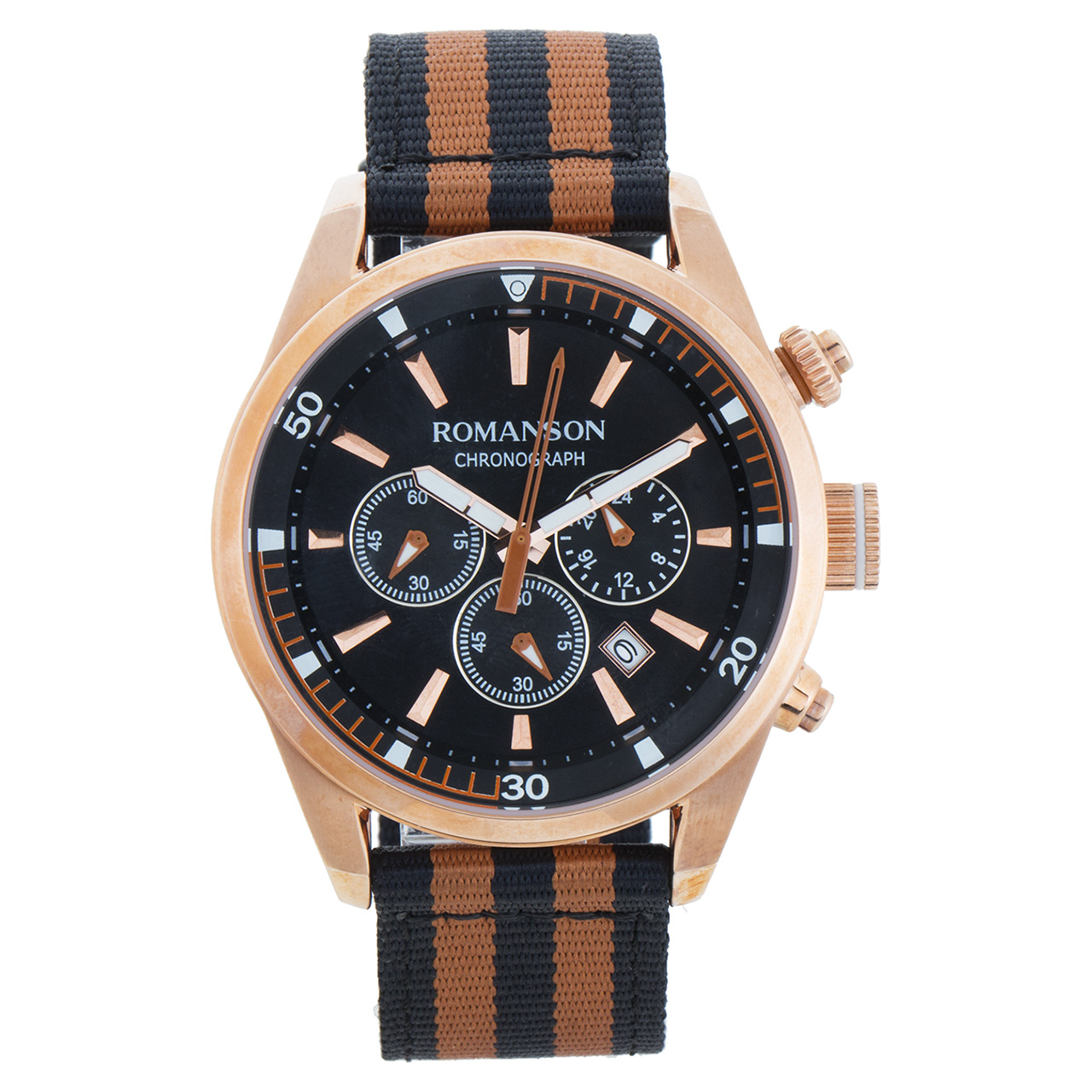 ساعت مچی عقربه ای مردانه رومانسون مدل TL4246HM1RA36R 35