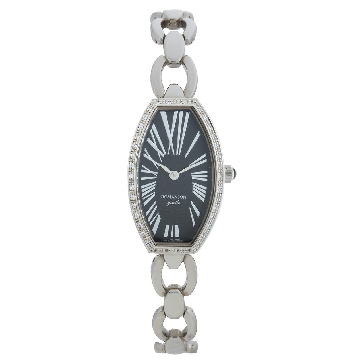 ساعت مچی عقربه ای زنانه رومانسون مدل RM8231QL1WA32W 55