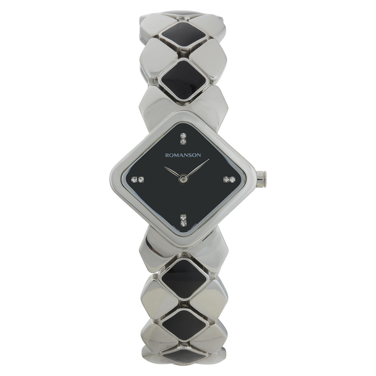 ساعت مچی عقربه ای زنانه رومانسون مدل RM1202LL1WA32W