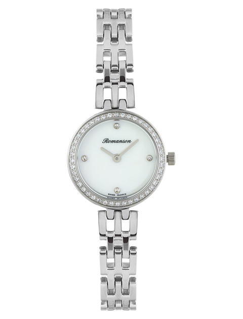 ساعت مچی عقربه ای زنانه رومانسون مدل RM7A07QLWWM1R1 -  - 1