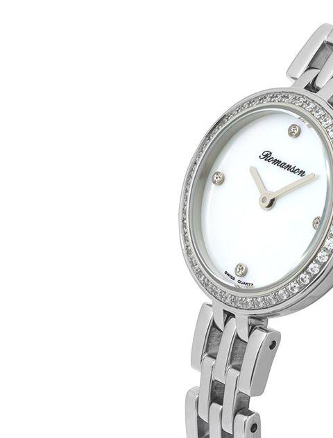 ساعت مچی عقربه ای زنانه رومانسون مدل RM7A07QLWWM1R1 -  - 2