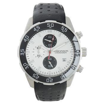ساعت مچی عقربه ای مردانه رومانسون مدل TL4245HM1WA12W