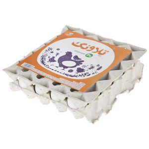تخم مرغ تلاونگ بسته 20 عددی