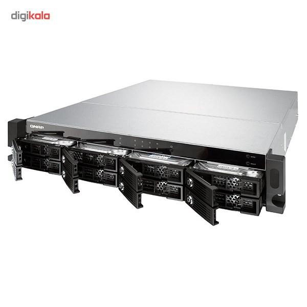 ذخیره ساز تحت شبکه کیونپ مدل TVS-871U-RP-i5-8G بدون هارددیسک