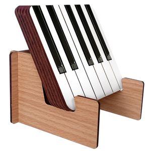 زیرلیوانی ژیوار طرح piano بسته 6 عددی