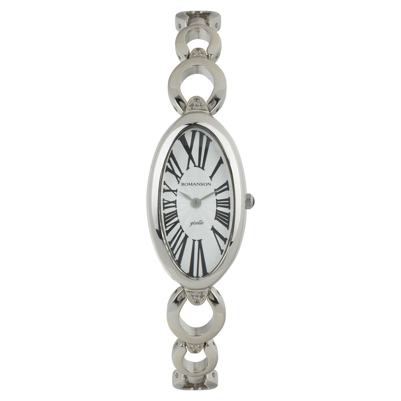 ساعت مچی عقربه ای زنانه رومانسون مدل RM0348QL1WAS5W