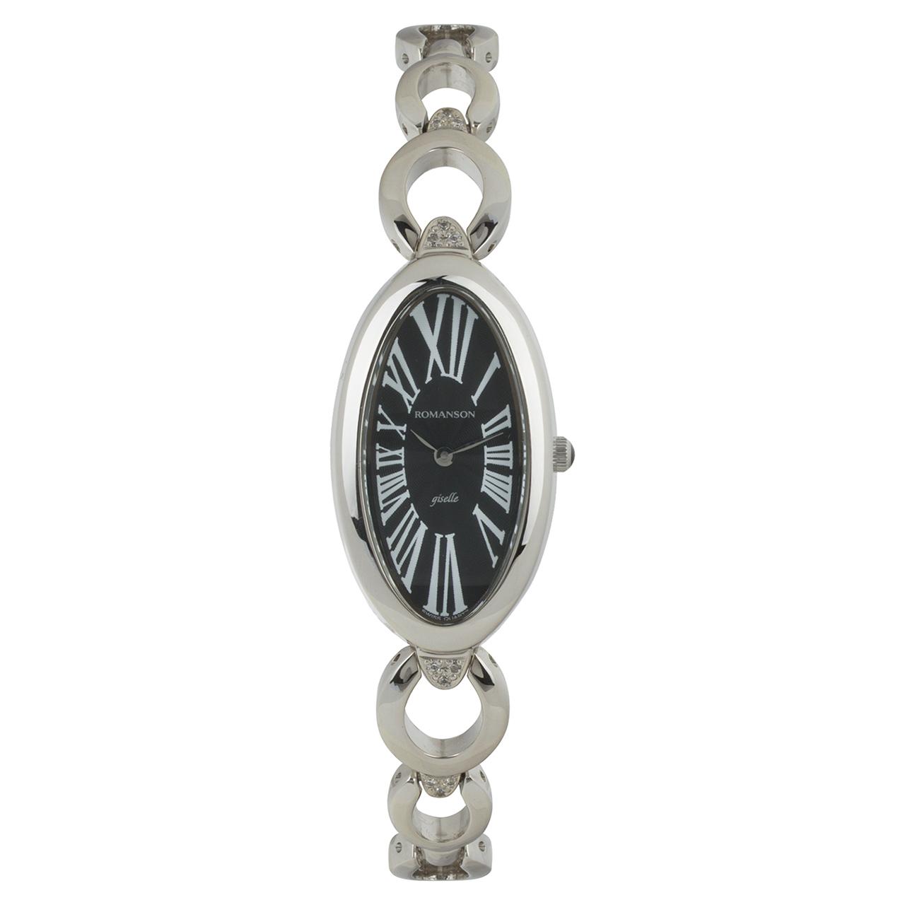 ساعت مچی عقربه ای زنانه رومانسون مدل RM0348QL1WA37W