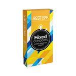 کاندوم بست لایف مدل Mixed بسته 12 عددی thumb