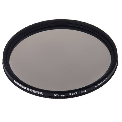 فیلتر لنز منتر مدل HD CPL 67mm