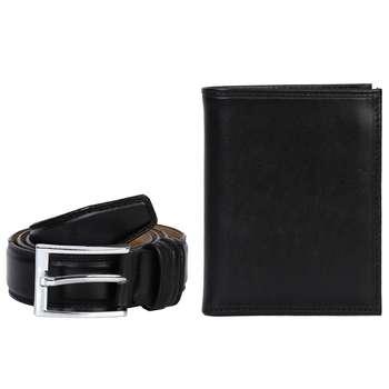 ست هدیه رویال چرم کد SL6-Black