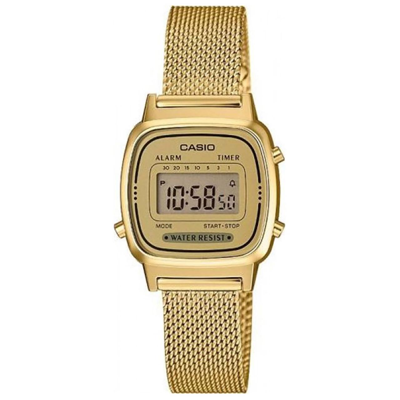 ساعت مچی دیجیتالی زنانه کاسیو مدل LA670WEMY-9DF